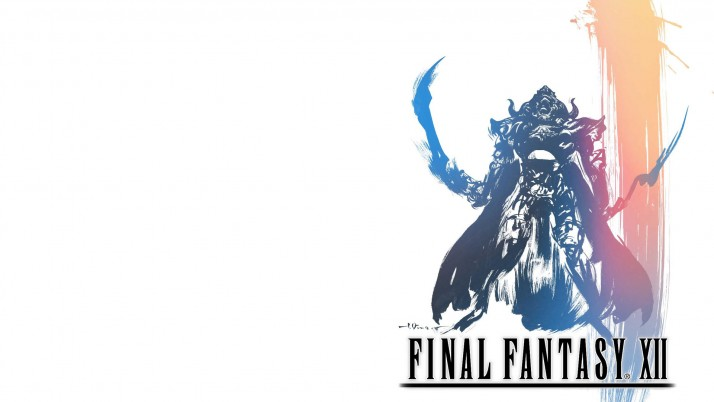 Final Fantasy Xii Logo, art wallpapers and stock photos