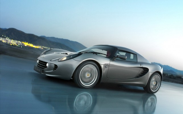 Previous: Lotus Elise, cars
