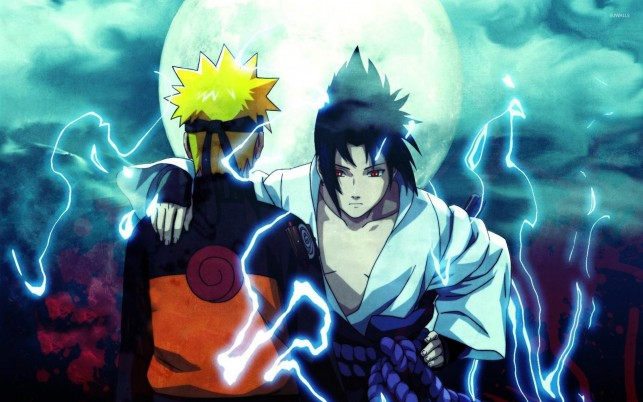 Previous: Naruto, anime