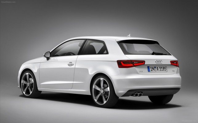New Audi A3, cars wallpapers and stock photos
