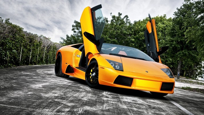 Lamborghini, cars wallpapers and stock photos