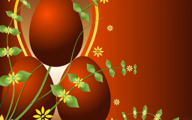 Easter Day, red wallpapers and stock photos