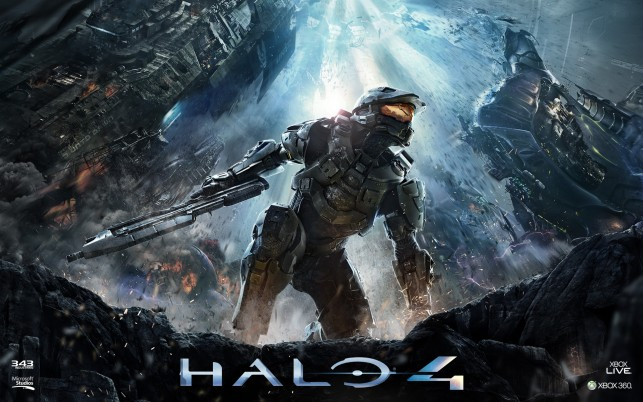 Halo 4 wallpapers and stock photos