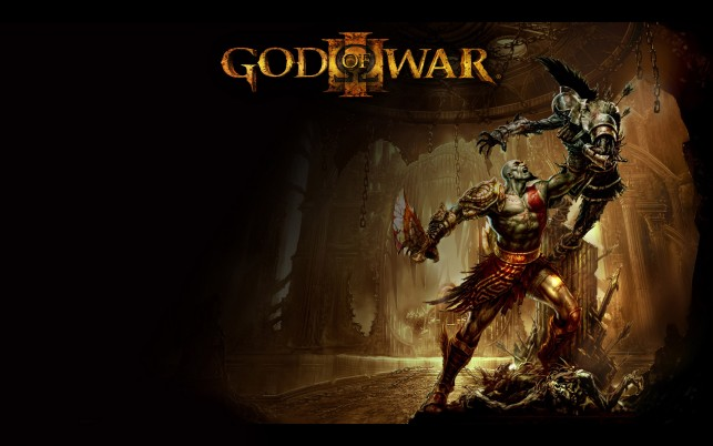 God of War III, games wallpapers and stock photos