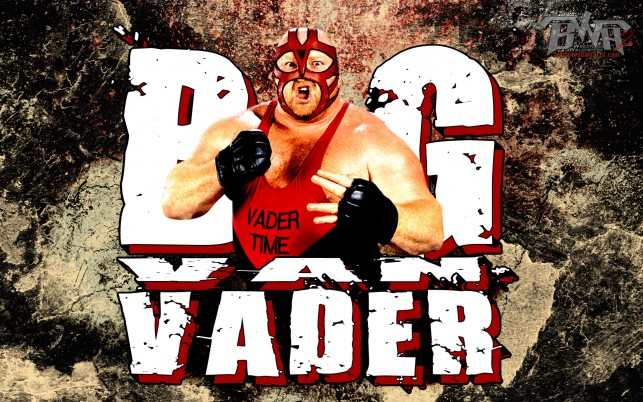 Vader Wrestling, tapety wallpapers and stock photos