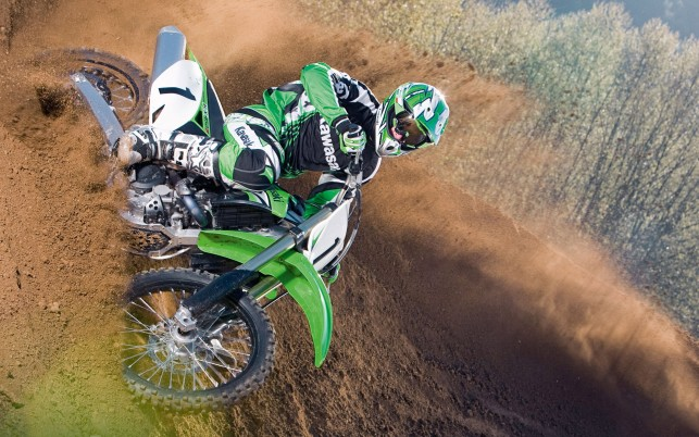 Motocross-Motorräder wallpapers and stock photos