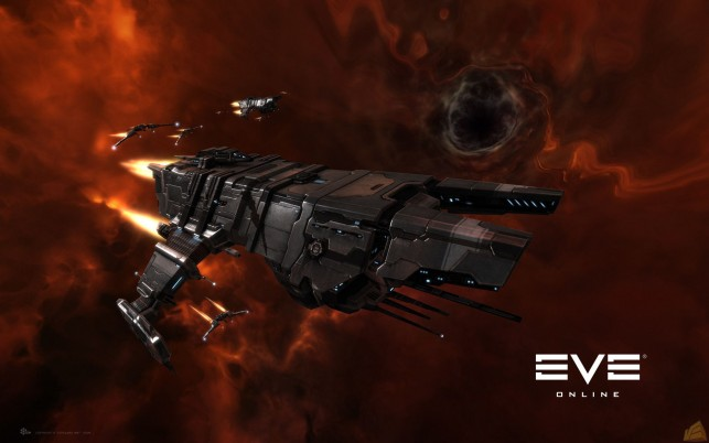 Eve Online, games wallpapers and stock photos