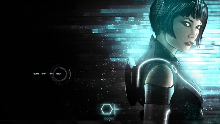 Tron Legacy, design wallpapers and stock photos