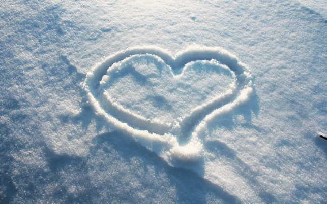 Random: Winter, love