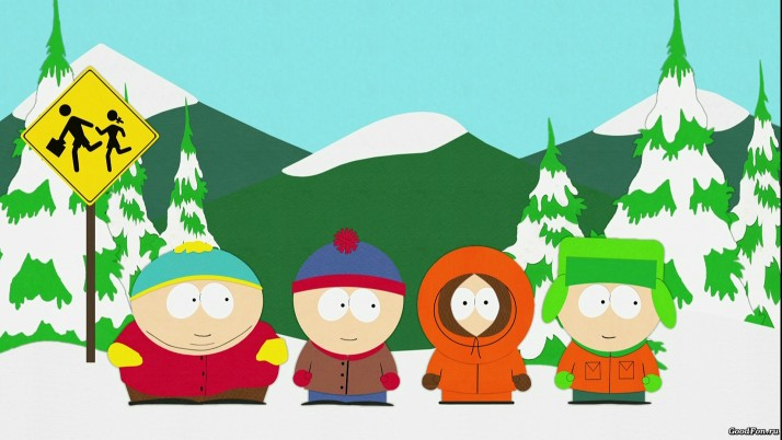 South Park wallpapers and stock photos