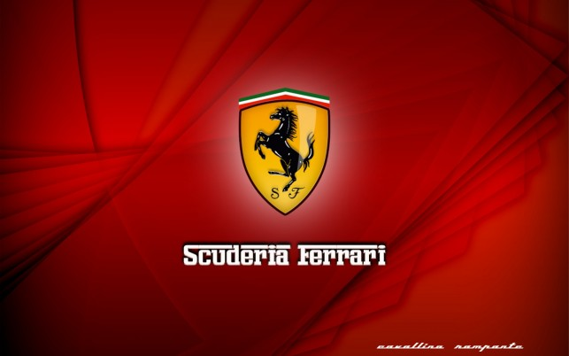 Previous: Logo Ferrari