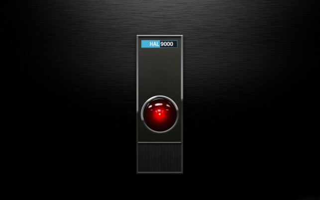 Next: HAL 9000, space odyssey, movies
