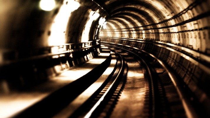 Metro Tunnel, autumn wallpapers and stock photos