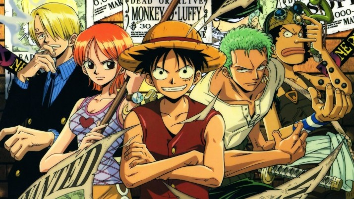 Previous: One Piece, anime