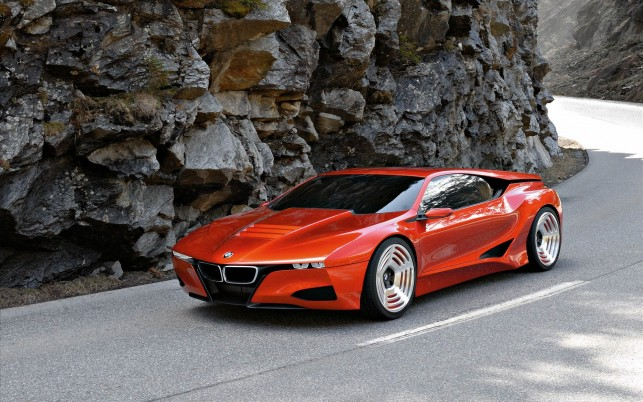 Bmw M1 Concept, cars wallpapers and stock photos