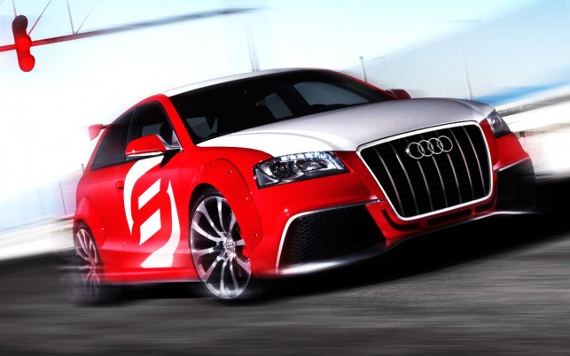 Audi A3, cars wallpapers and stock photos
