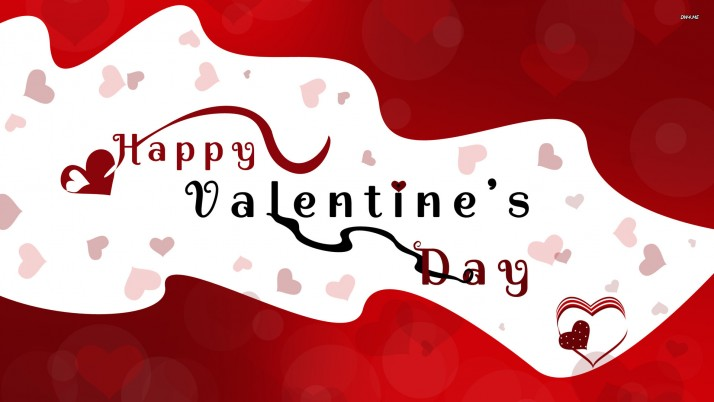 Happy Valentine's Day!, heart, love, holidays wallpapers and stock photos