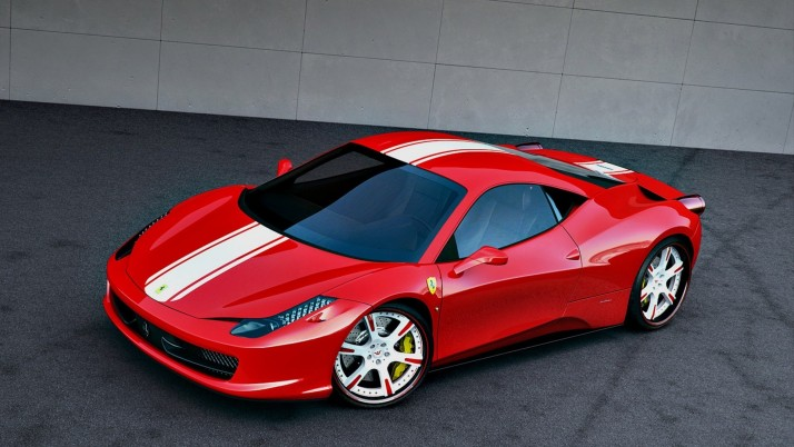 Ferrari 458 Italia, cars wallpapers and stock photos