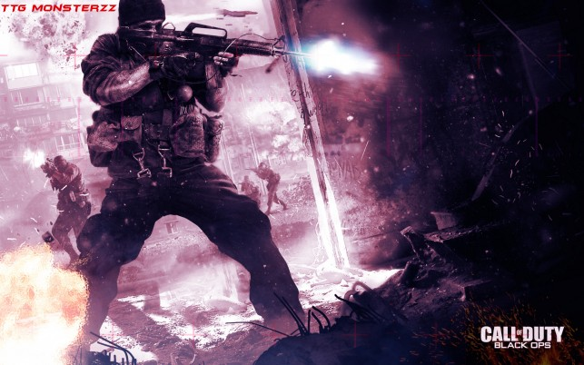 Call Of Duty Black Ops, cod, games wallpapers and stock photos