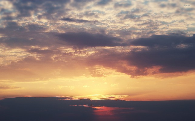 Sunrise, sky, cloud, nature wallpapers and stock photos