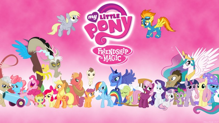 Next: My Little Pony Friendship Is Magic