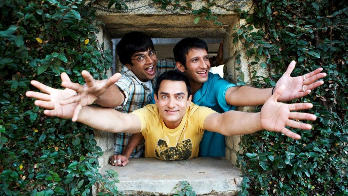 3 idiots, 2009 wallpapers and stock photos