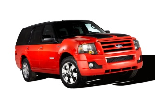 Random: Ford Expedition