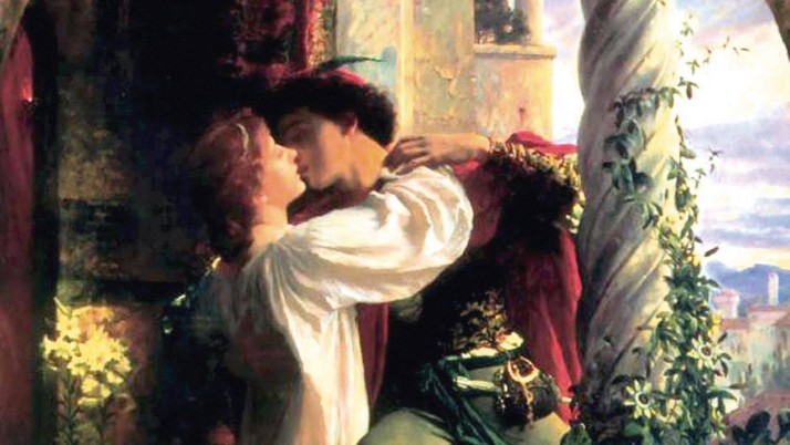 frank_dicksee_romeo_and_juliet wallpapers and stock photos