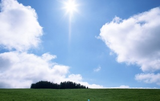 Sun Shining wallpapers and stock photos