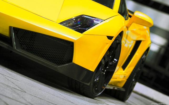 Random: Lamborghini Gallardo Tuning, performance