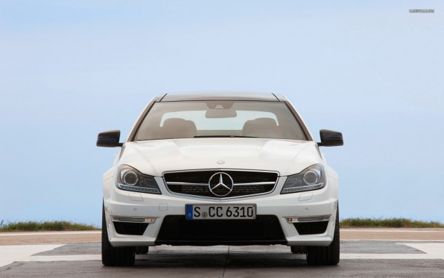 Next: Mercedes-Benz C-Class C 63 AMG Coupe 2012, car, cars
