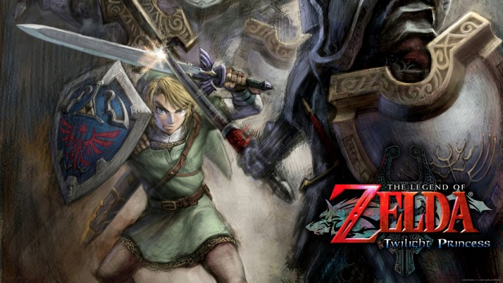 Legend Of Zelda, sword, princess, twilight wallpapers and stock photos