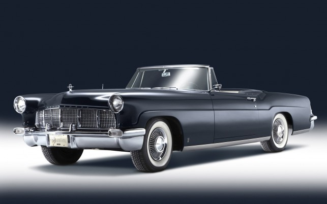 1957 Lincoln Continental Mark II, car, cars wallpapers and stock photos
