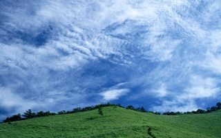 Hill Sky wallpapers and stock photos