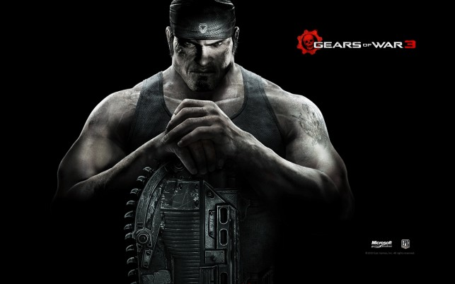 Gears Of War 3, cute, graphics, creative wallpapers and stock photos
