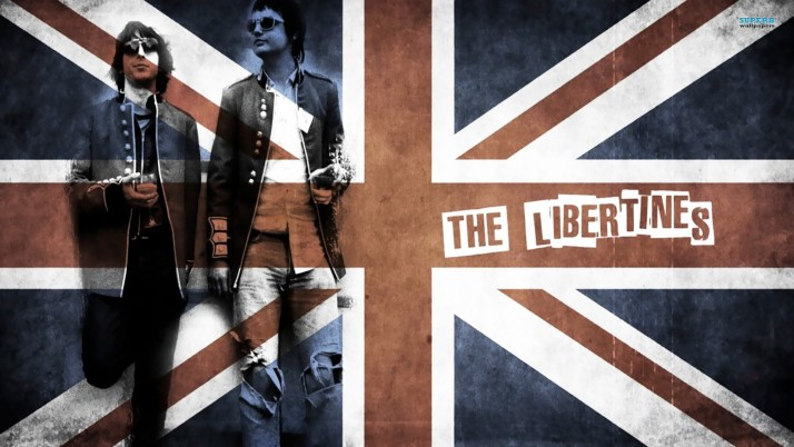 Next: The Libertines, music