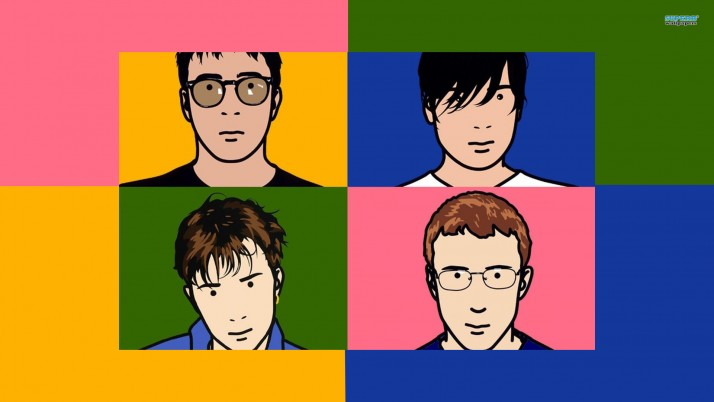 Blur: The Best Of, band, music wallpapers and stock photos