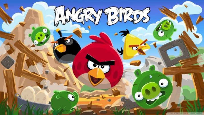 Angry Birds  search wallpapers and stock photos