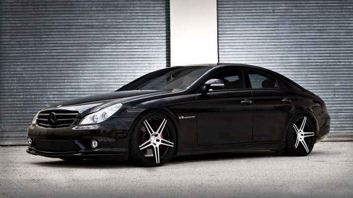 Mercedes Cls, cars wallpapers and stock photos