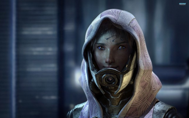 Random: Tali'Zorah vas Neema, mass effect, game, games