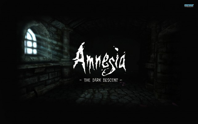 Previous: Amnesia: The Dark Descent, game, games