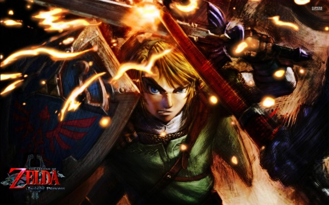 The Legend of Zelda, twilight princess, game, games wallpapers and stock photos