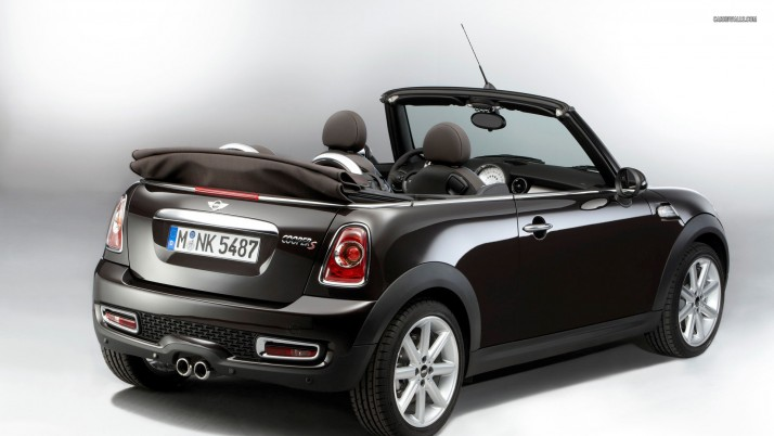 Mini Cooper Convertible Highgate 2012, car, cars wallpapers and stock photos