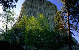 Devil's Tower wallpapers and stock photos
