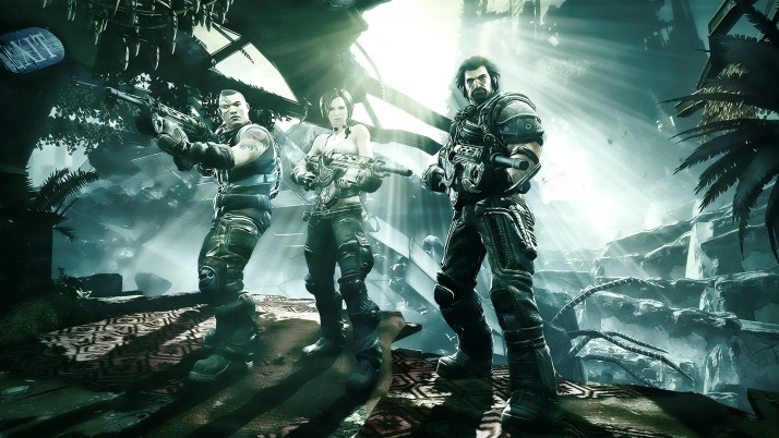 Bulletstorm ???? wallpapers and stock photos