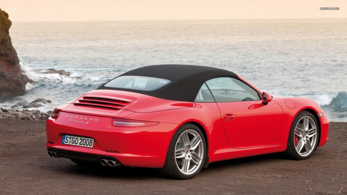 Porsche 911 Carrera S, cars wallpapers and stock photos