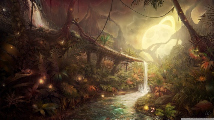 Previous: Jungle Fantasy Art, fantastic