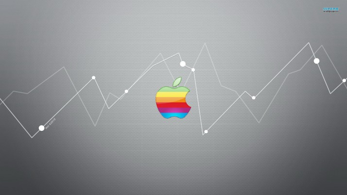 Apple wallpapers and stock photos