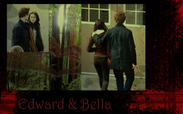 Kris And Rob, series, twilight, bella wallpapers and stock photos