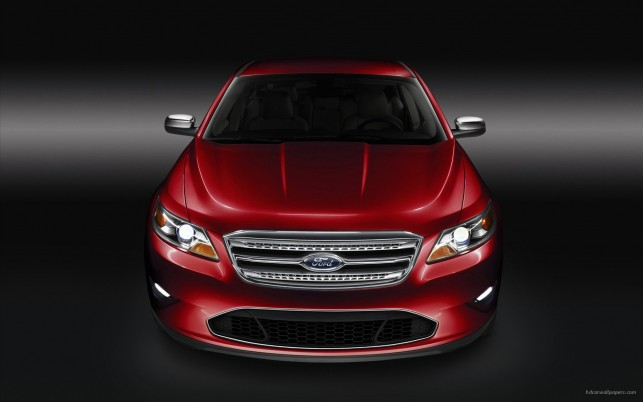 2010 Ford Taurus, cars wallpapers and stock photos